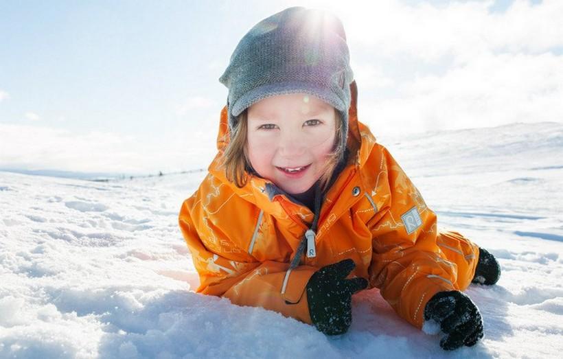 Reima - детская одежда и обувь на все сезоны
