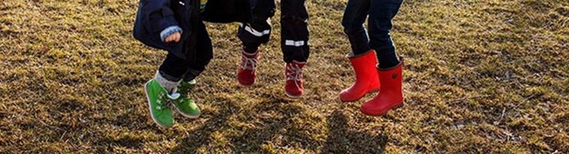 Детская обувь Reima - мембранная обувь