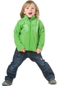 Флисовые куртки допускают многократную машинную стирку
