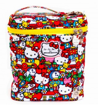 Сумочка Ju-Ju-Be Fuel Cell  Hello Kitty tick tock