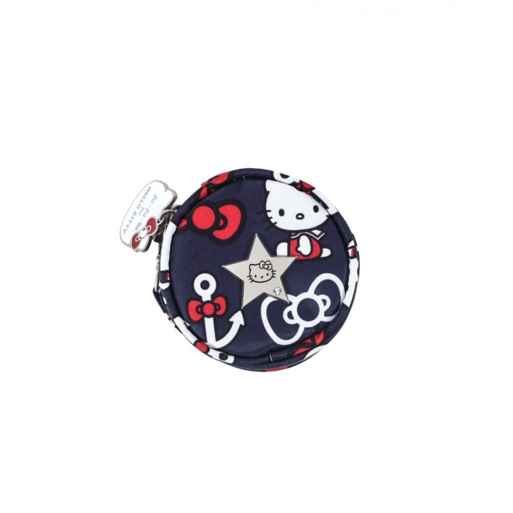 Сумочка для пустышек Ju-Ju-Be PACI POD hello kitty out to sea,