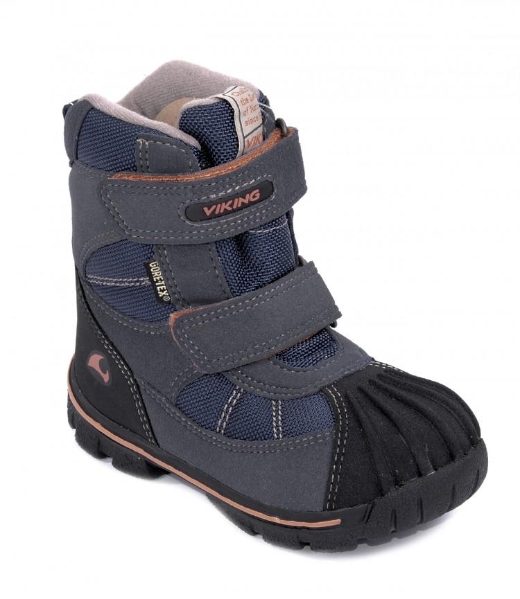 Зимняя обувь Viking, Ботинки Buck GTX (синие) Viking КУПИТЬ ВСЕГО ЗА 3690.0