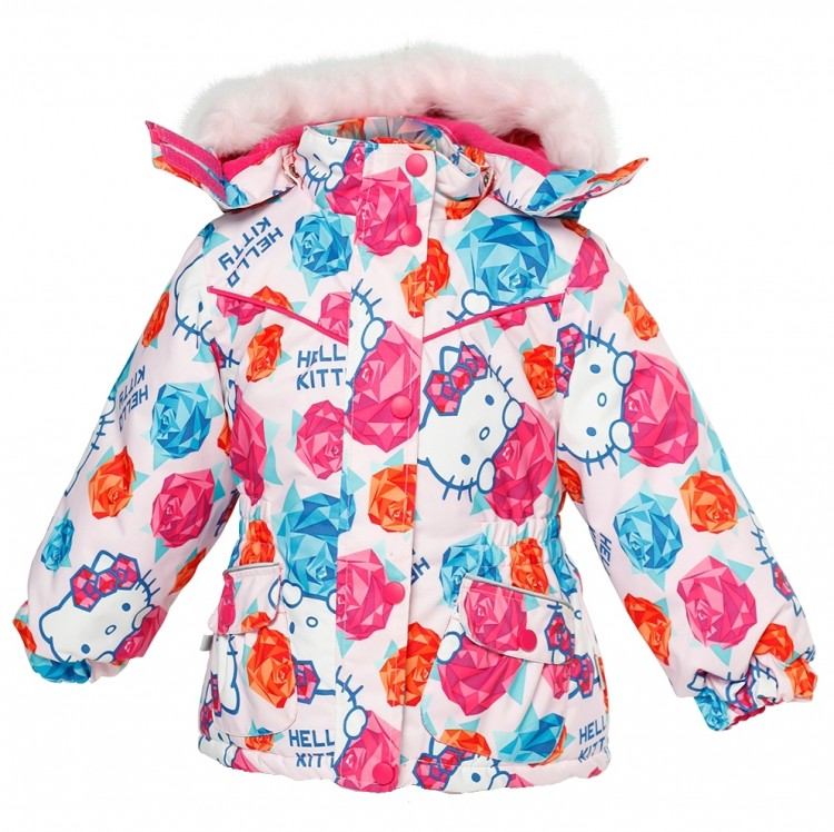 Куртка Huppa Hello Kitty (розовый), 1714BH14-903